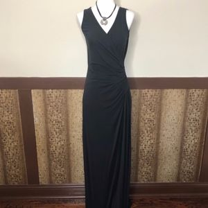 Tommy Bahama Sexy Ruched Maxi Dress